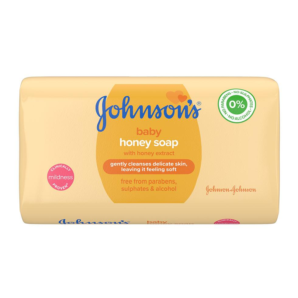 JOHNSON'S® HONEY sapun za djecu